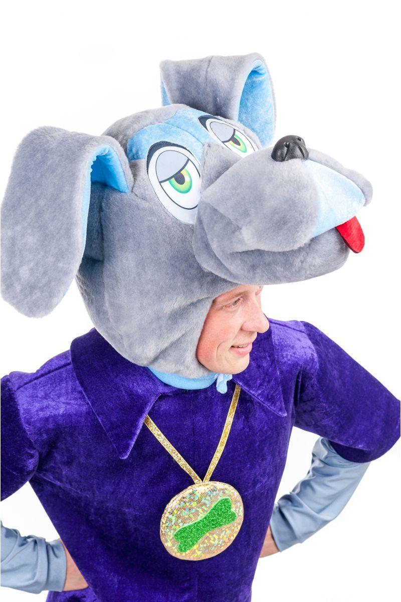 Масочка - Пес «Бременские музыканты» карнавальный костюм для аниматора / фото №2366