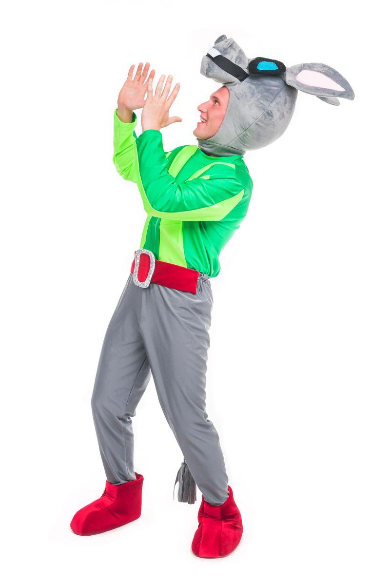Масочка - Костюм Осел «Бременские музыканты» карнавальный костюм для аниматора / фото №2390