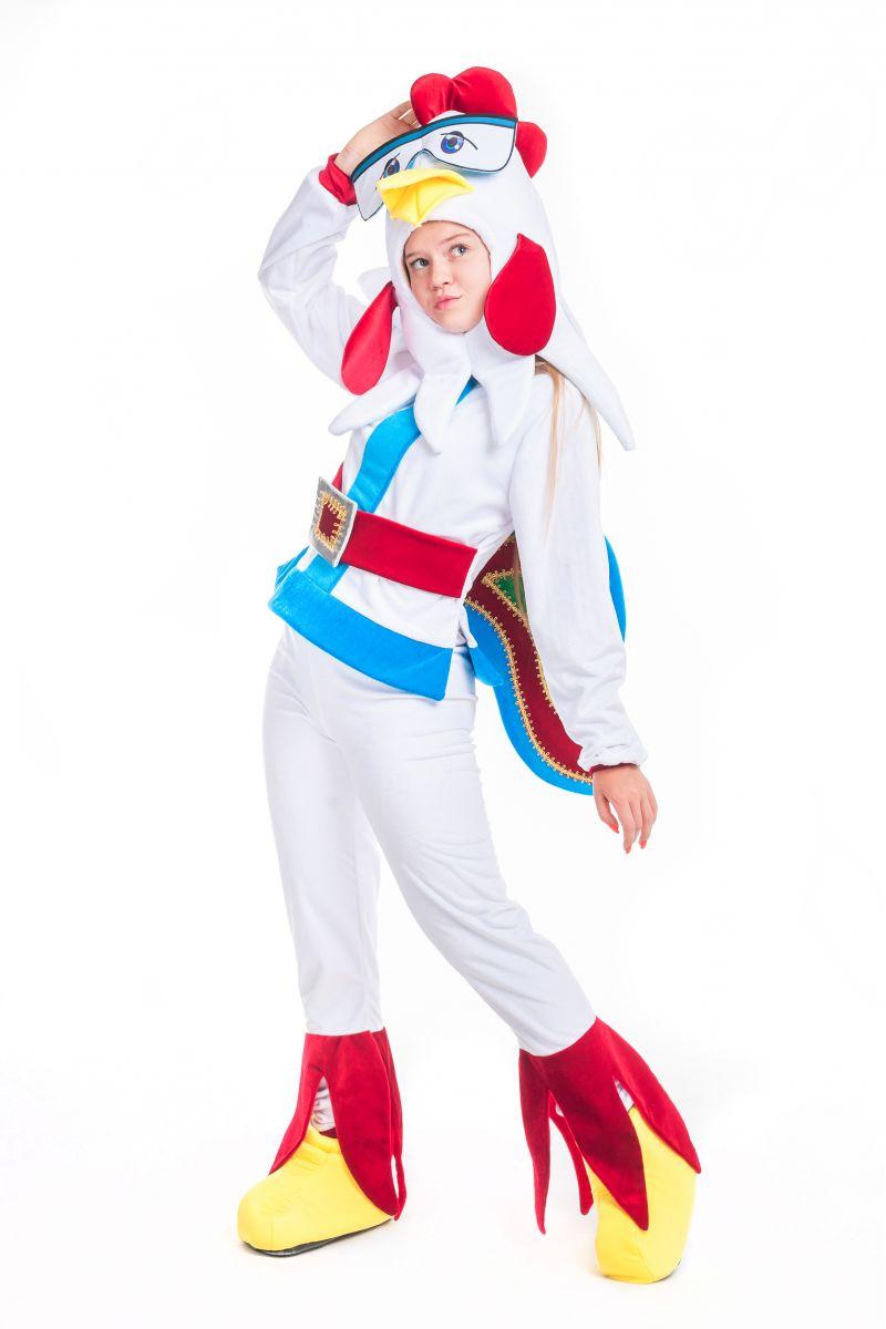 Петух «Бременские музыканты» карнавальный костюм для аниматора
