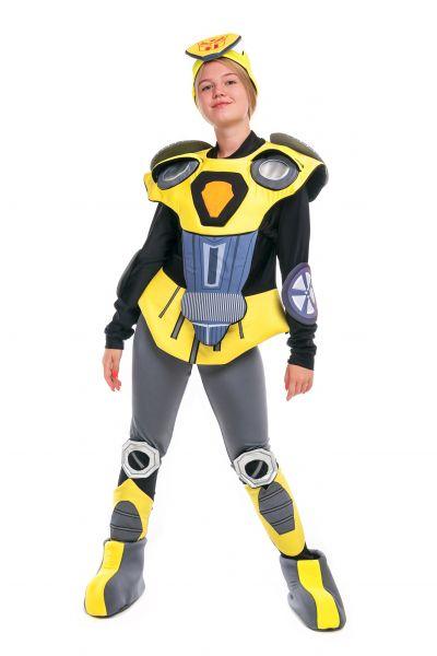 Чарли Бамблби «Трансформеры» карнавальный костюм для аниматора