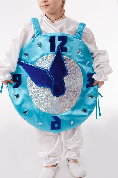 «Часы» карнавальный костюм для детей