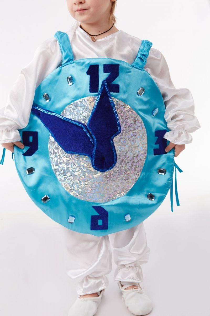 Масочка - «Часы» карнавальный костюм для детей / фото №251