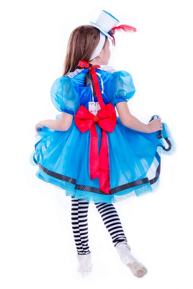 Масочка - «Алиса в стране чудес» карнавальные костюмы для девочки / фото №2541
