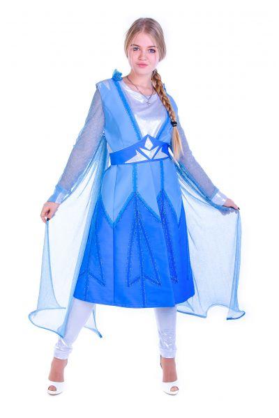 Эльза «Холодное сердце 2 » карнавальный костюм для аниматоров