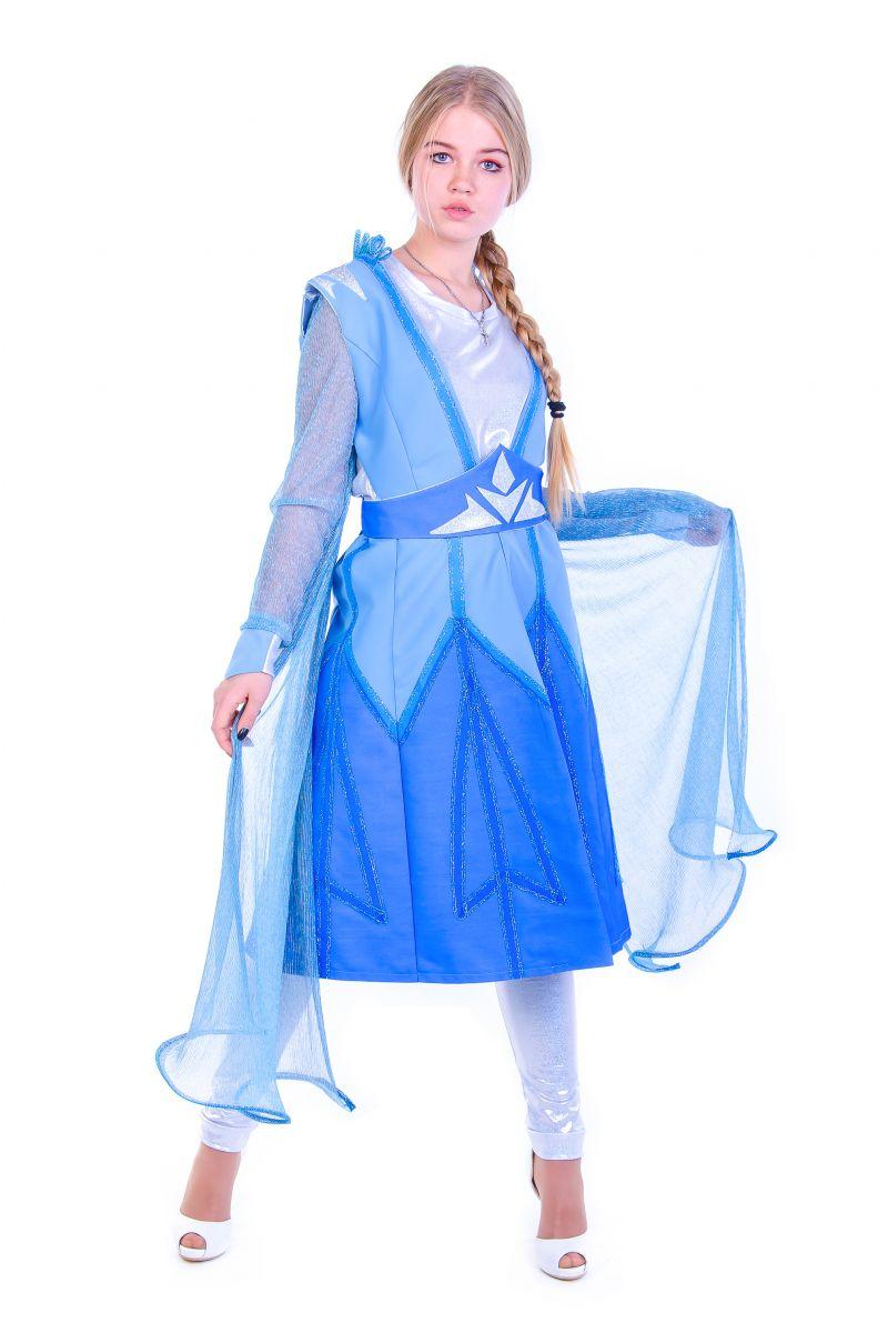 Масочка - Эльза «Холодное сердце 2 » карнавальный костюм для аниматоров / фото №2587