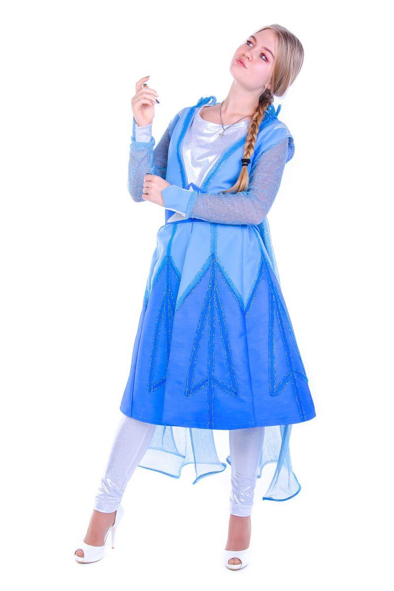 Масочка - Эльза «Холодное сердце 2 » карнавальный костюм для аниматоров / фото №2589
