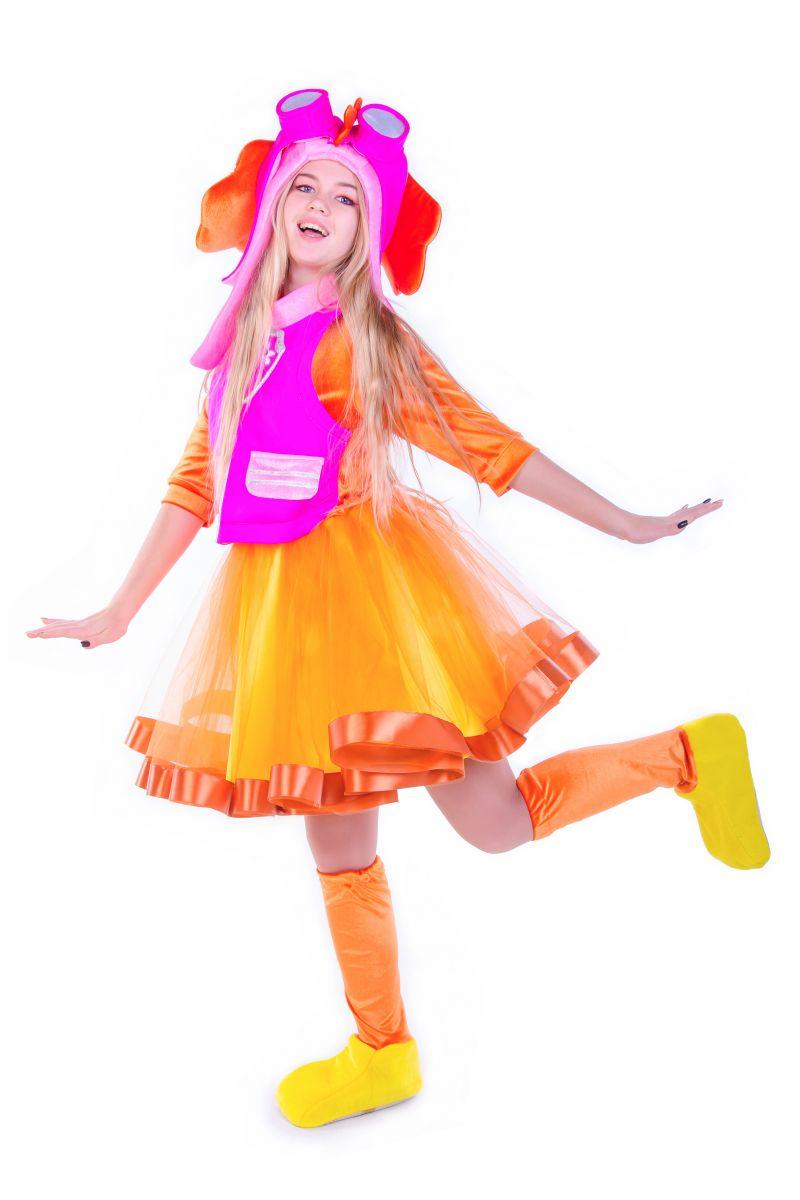 Масочка - Щенячий патруль «Скай в юбке» карнавальные костюмы для взрослых / фото №2600