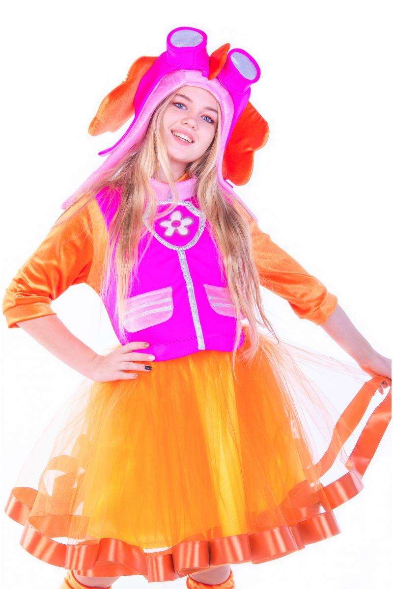 Масочка - Щенячий патруль «Скай в юбке» карнавальные костюмы для взрослых / фото №2603