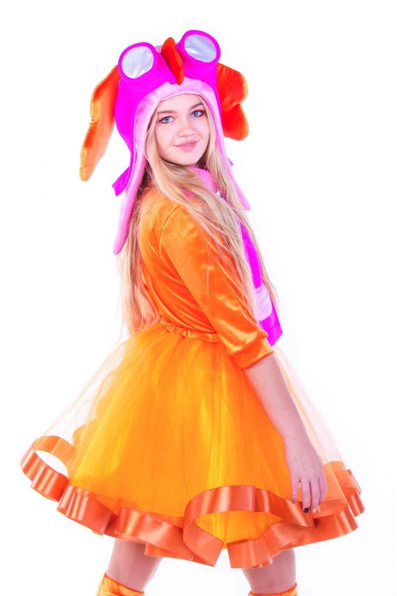 Масочка - Щенячий патруль «Скай в юбке» карнавальные костюмы для взрослых / фото №2605