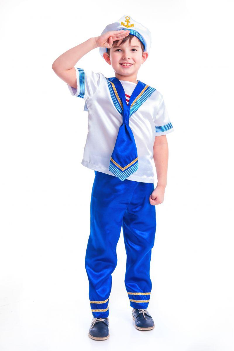 Масочка - «Морячок» карнавальный костюм для мальчика / фото №2616