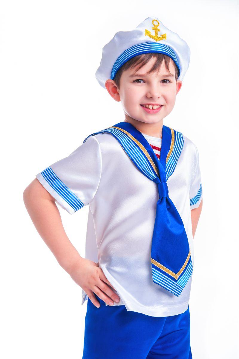 Масочка - «Морячок» карнавальный костюм для мальчика / фото №2617