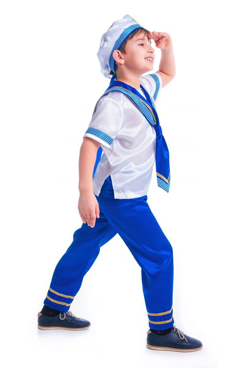 «Морячок» карнавальный костюм для мальчика