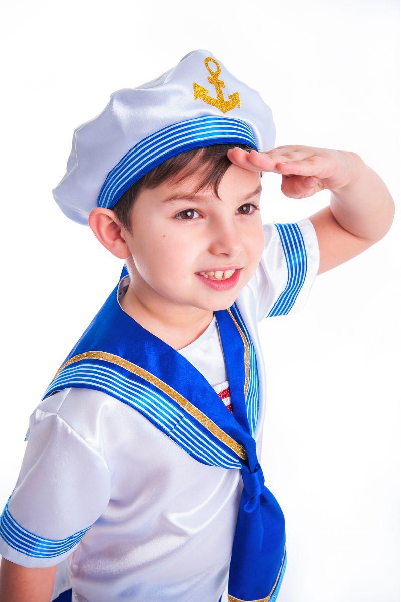 Масочка - «Морячок» карнавальный костюм для мальчика / фото №2621