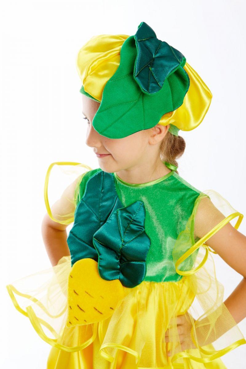 Масочка - «Репка» карнавальный костюм для девочки / фото №265