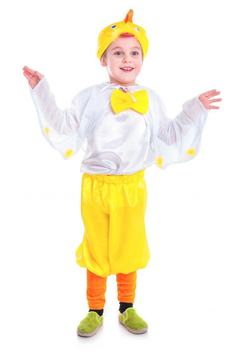 Масочка - «Цыпленок» карнавальный костюм для мальчика / фото №2650
