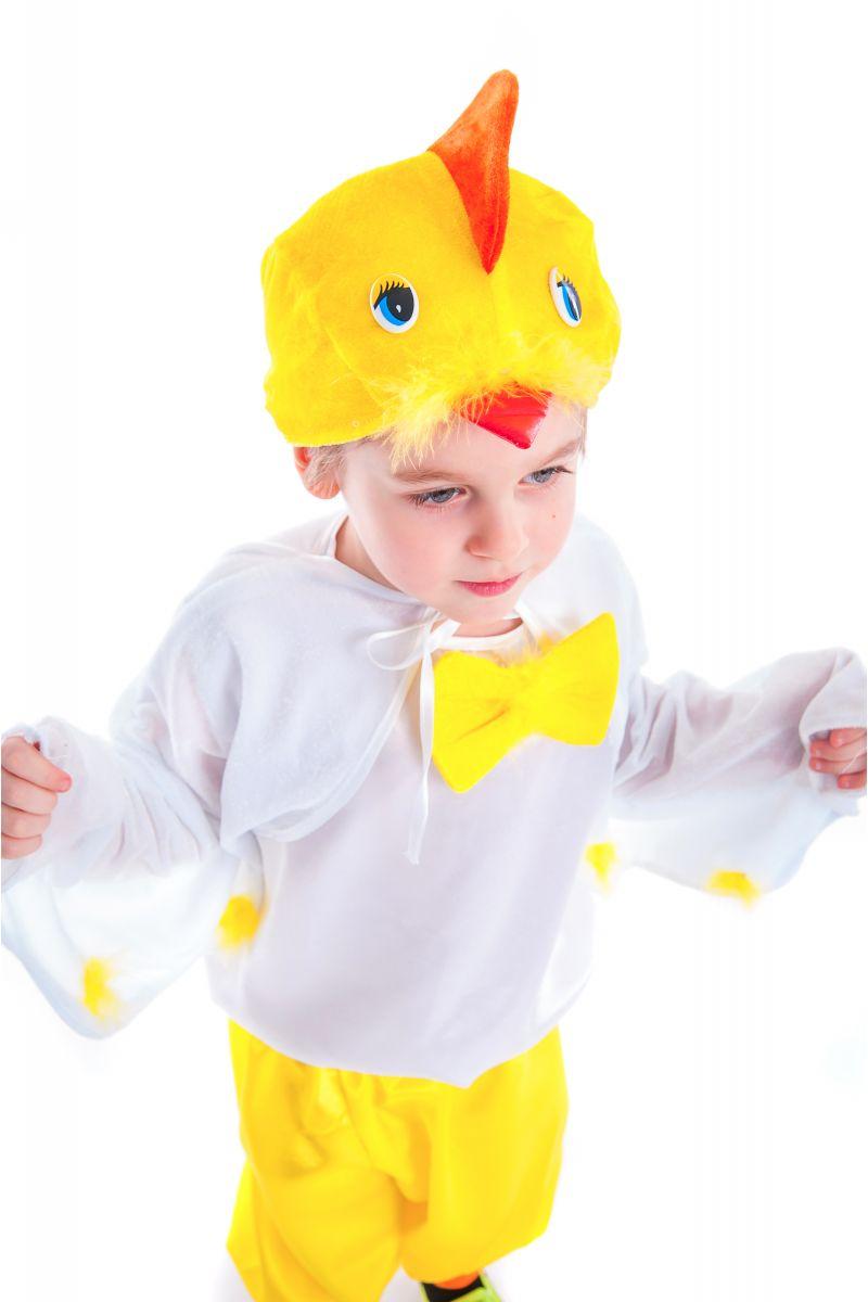 Масочка - «Цыпленок» карнавальный костюм для мальчика / фото №2651