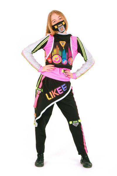«Блогерка» карнавальный костюм для аниматора