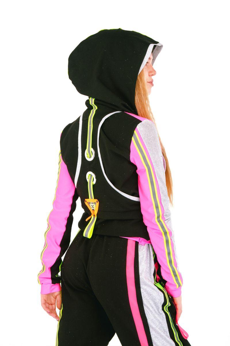 Масочка - «Блогерка» карнавальный костюм для аниматора / фото №2667