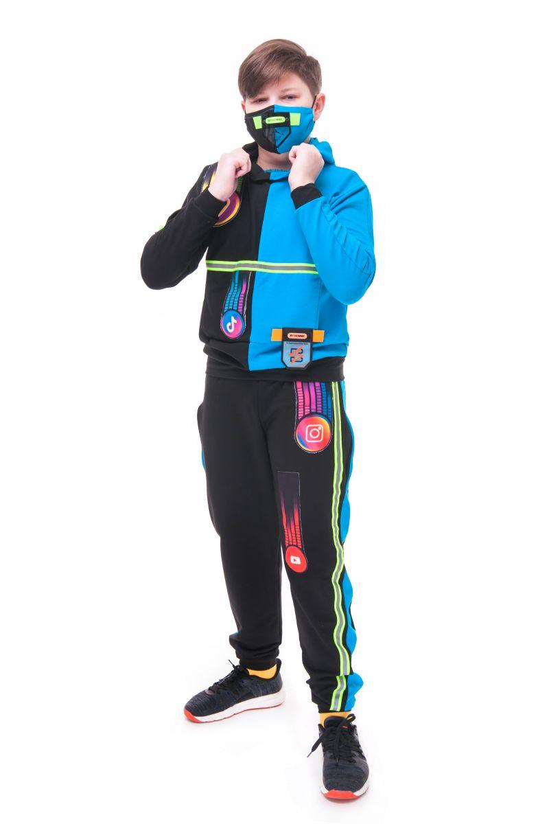 Масочка - «Блогер» карнавальный костюм для детей / фото №2713