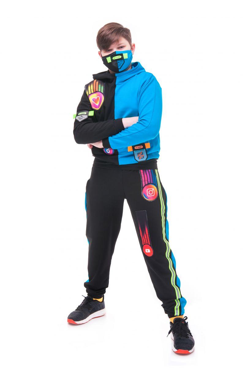 Масочка - «Блогер» карнавальный костюм для детей / фото №2714