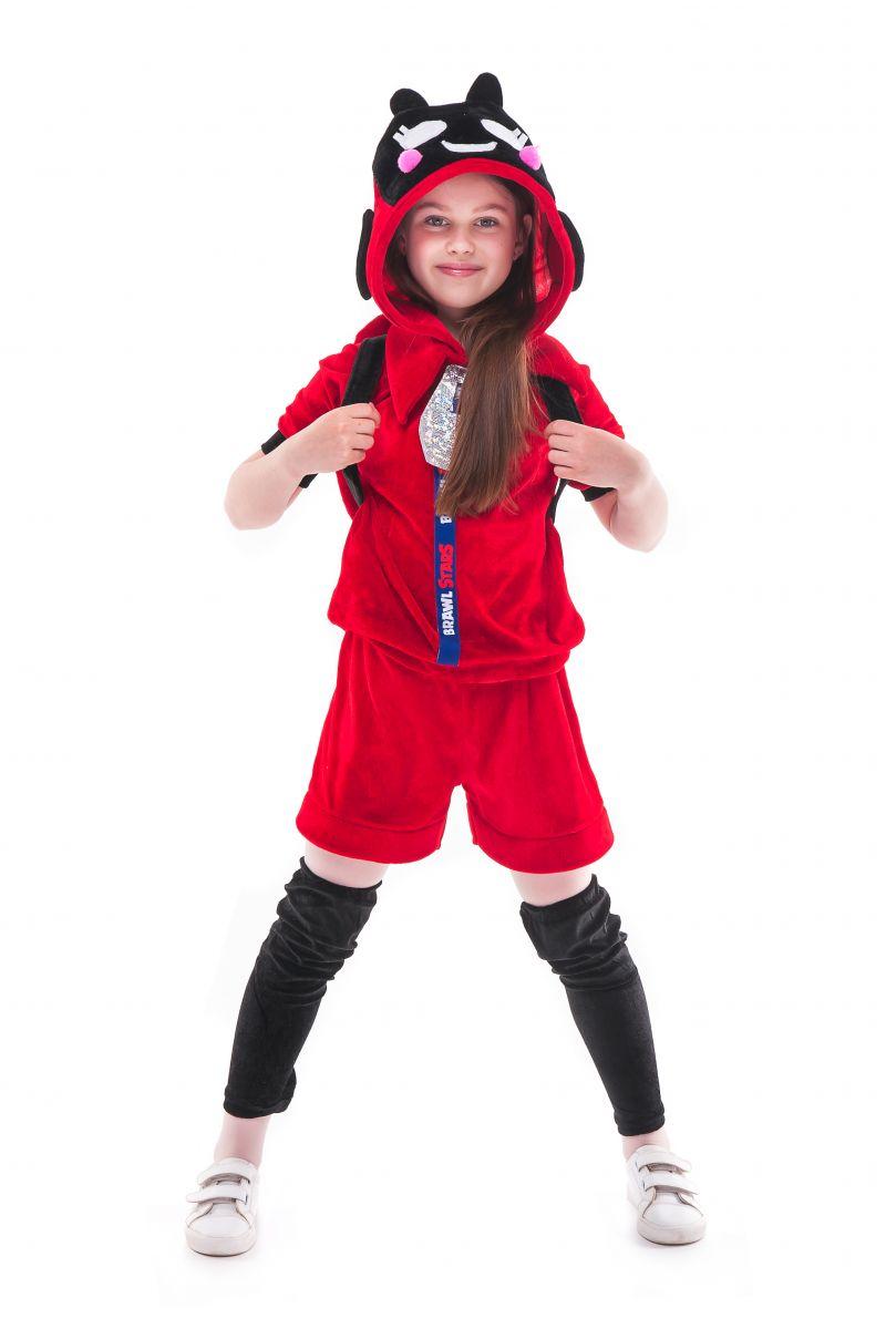 Беа Божья коровка «Brawl Stars» карнавальный костюм для девочки