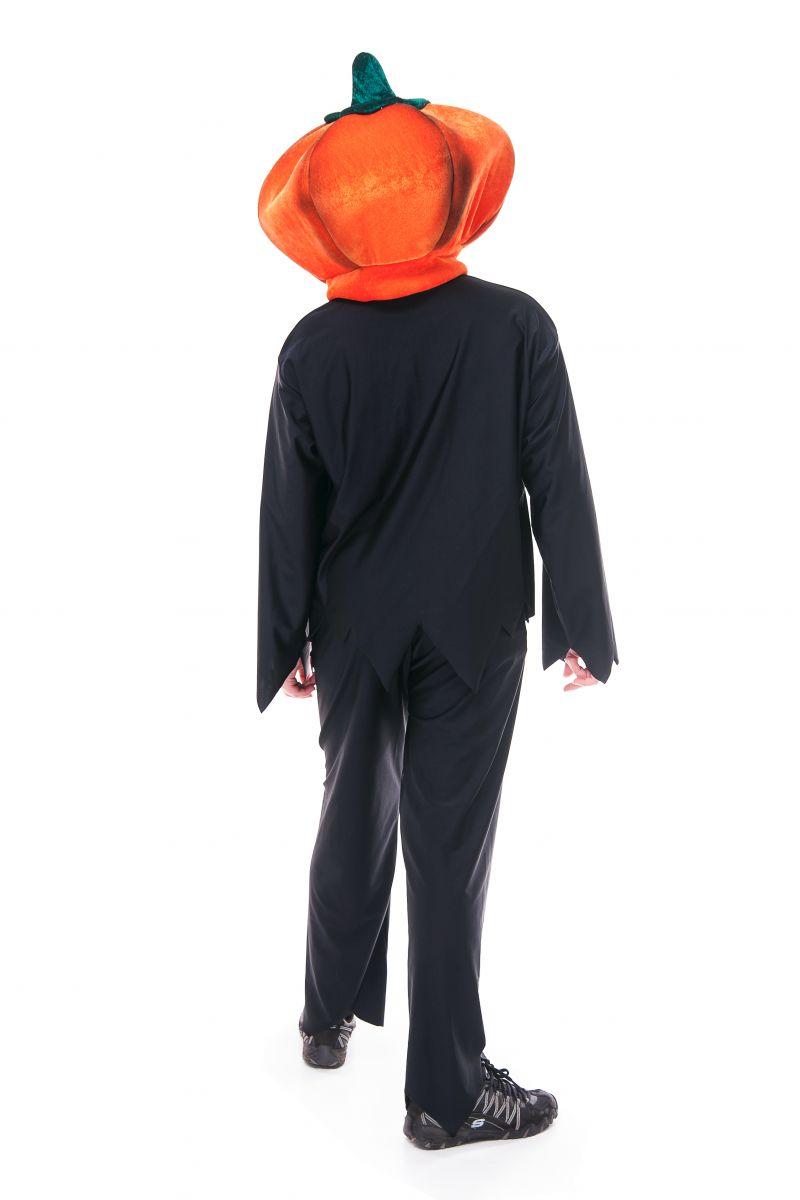 Масочка - «Страшная тыква» карнавальный костюм для мальчика / фото №2746
