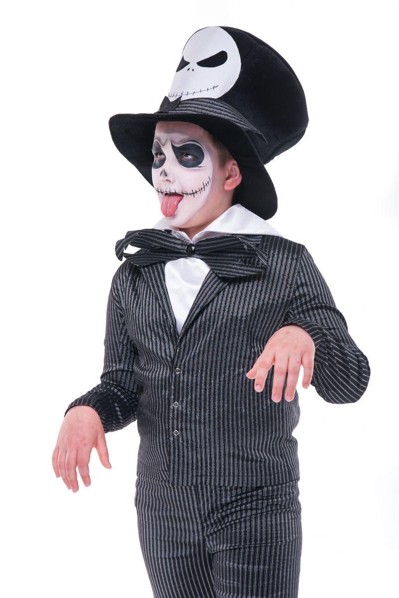 Масочка - «Мертвый жених» карнавальный костюм для мальчика / фото №2750