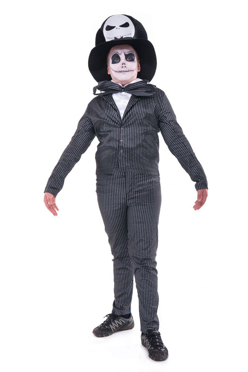 Масочка - «Мертвый жених» карнавальный костюм для мальчика / фото №2751