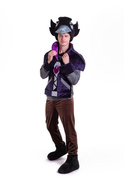 Ворон «Brawl Stars» карнавальный костюм для аниматора