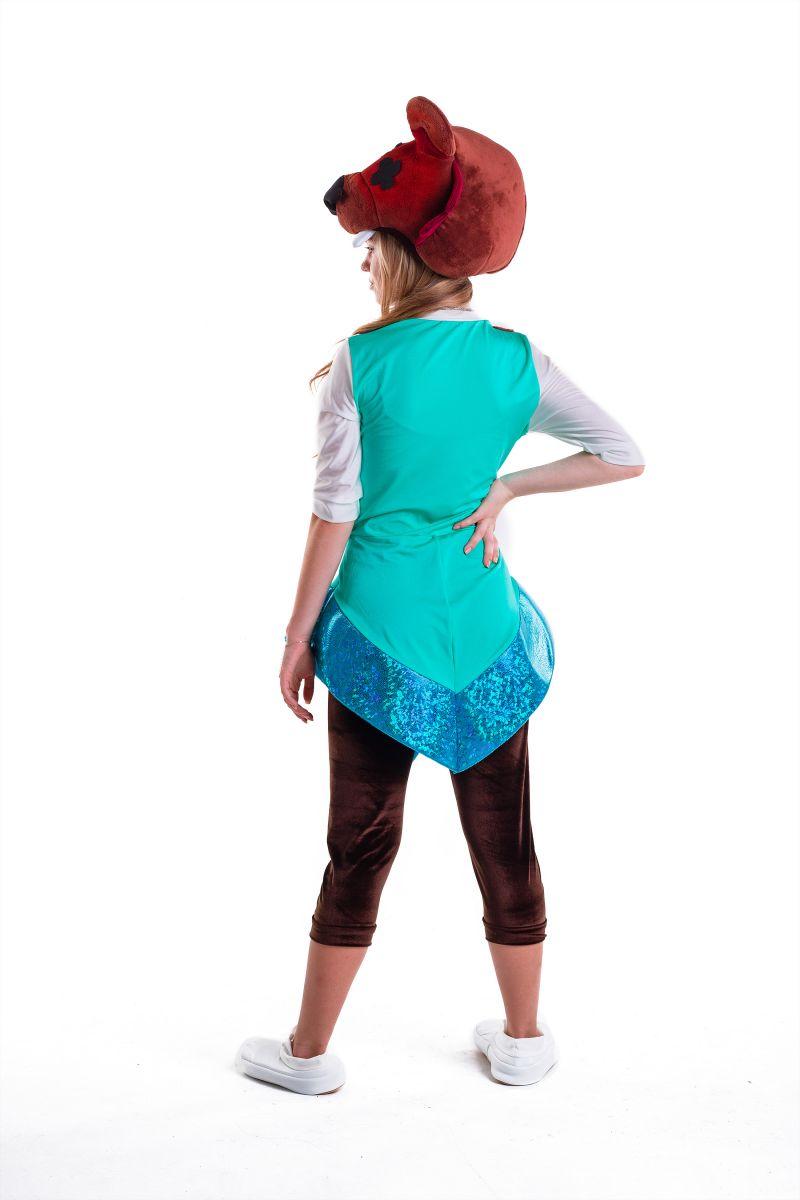 Масочка - Нита «Brawl Stars» карнавальный костюм для аниматора / фото №2776