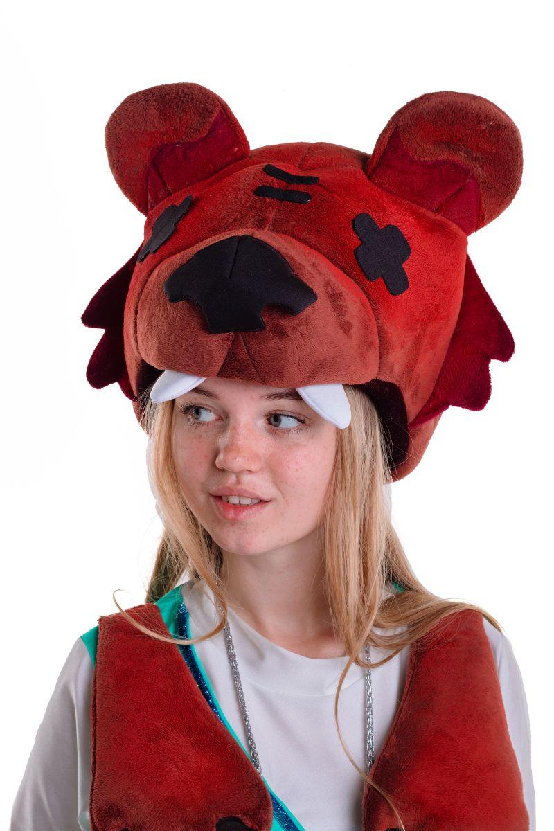 Масочка - Нита «Brawl Stars» карнавальный костюм для аниматора / фото №2777