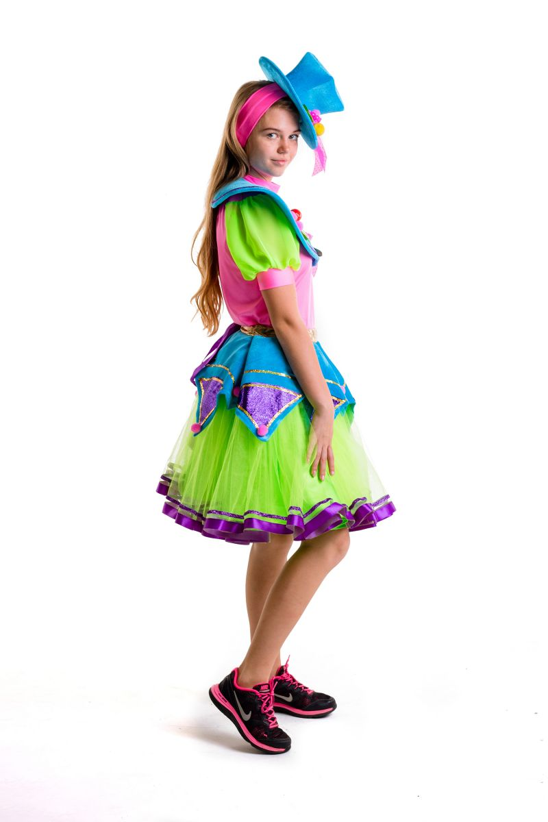 Масочка - Конфетка «Сладкая парочка» карнавальный костюм для аниматоров / фото №2787