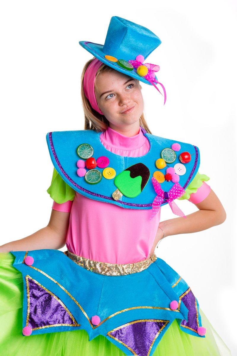 Масочка - Конфетка «Сладкая парочка» карнавальный костюм для аниматоров / фото №2789