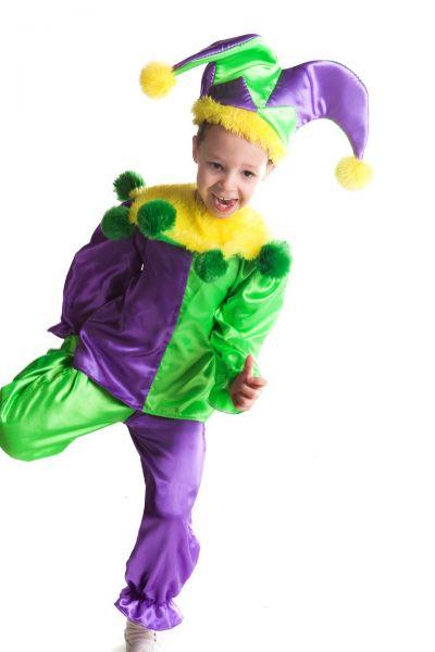 «Арлекин» карнавальный костюм для мальчика
