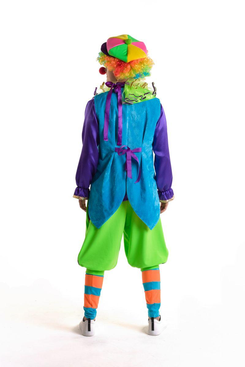Масочка - «Клоун» карнавальный костюм для аниматоров / фото №2793