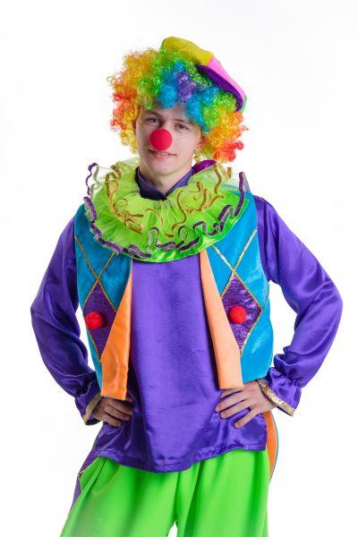 «Клоун» карнавальный костюм для аниматоров