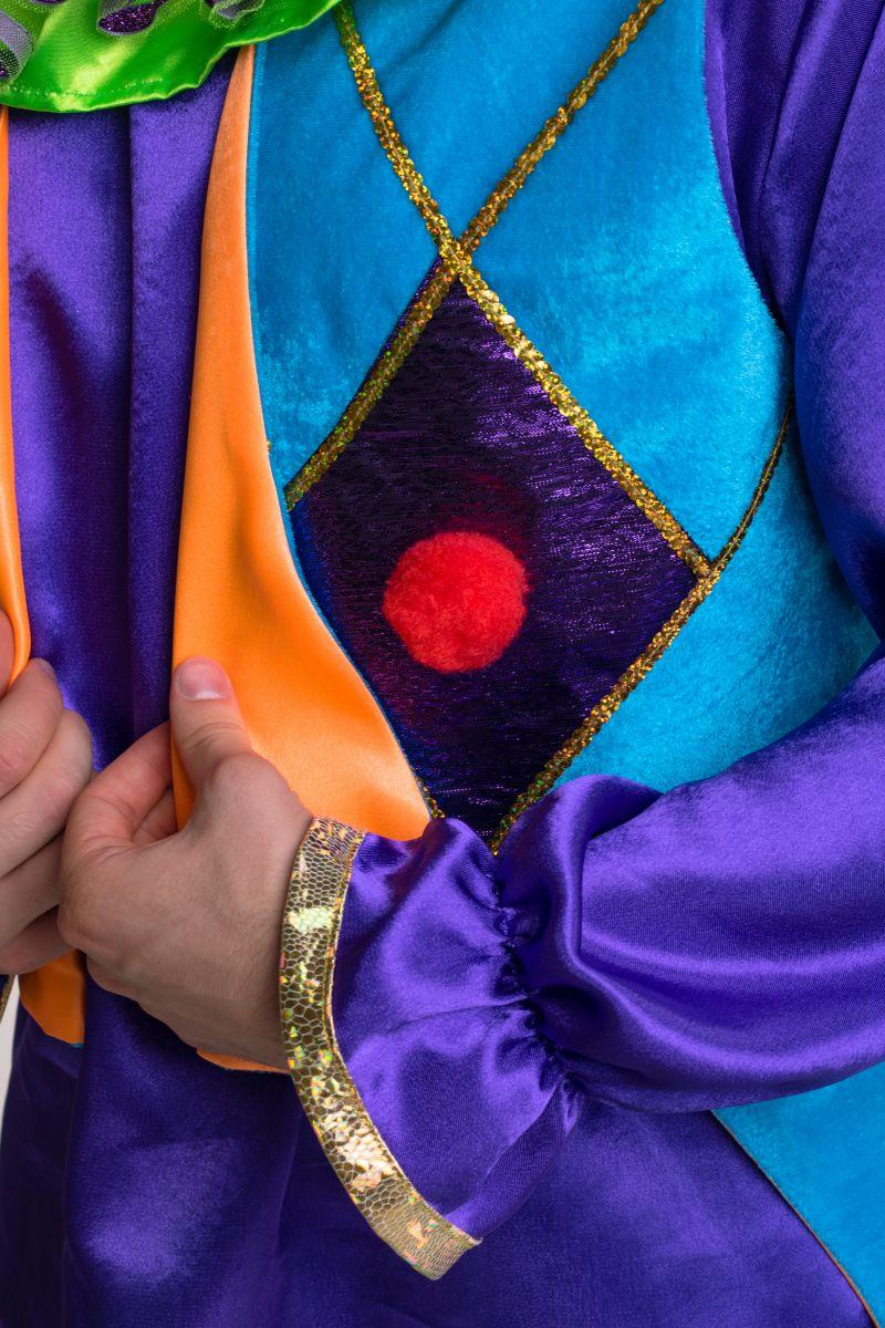 Масочка - Мальчик «Сладкая парочка» карнавальный костюм для взрослых / фото №2799