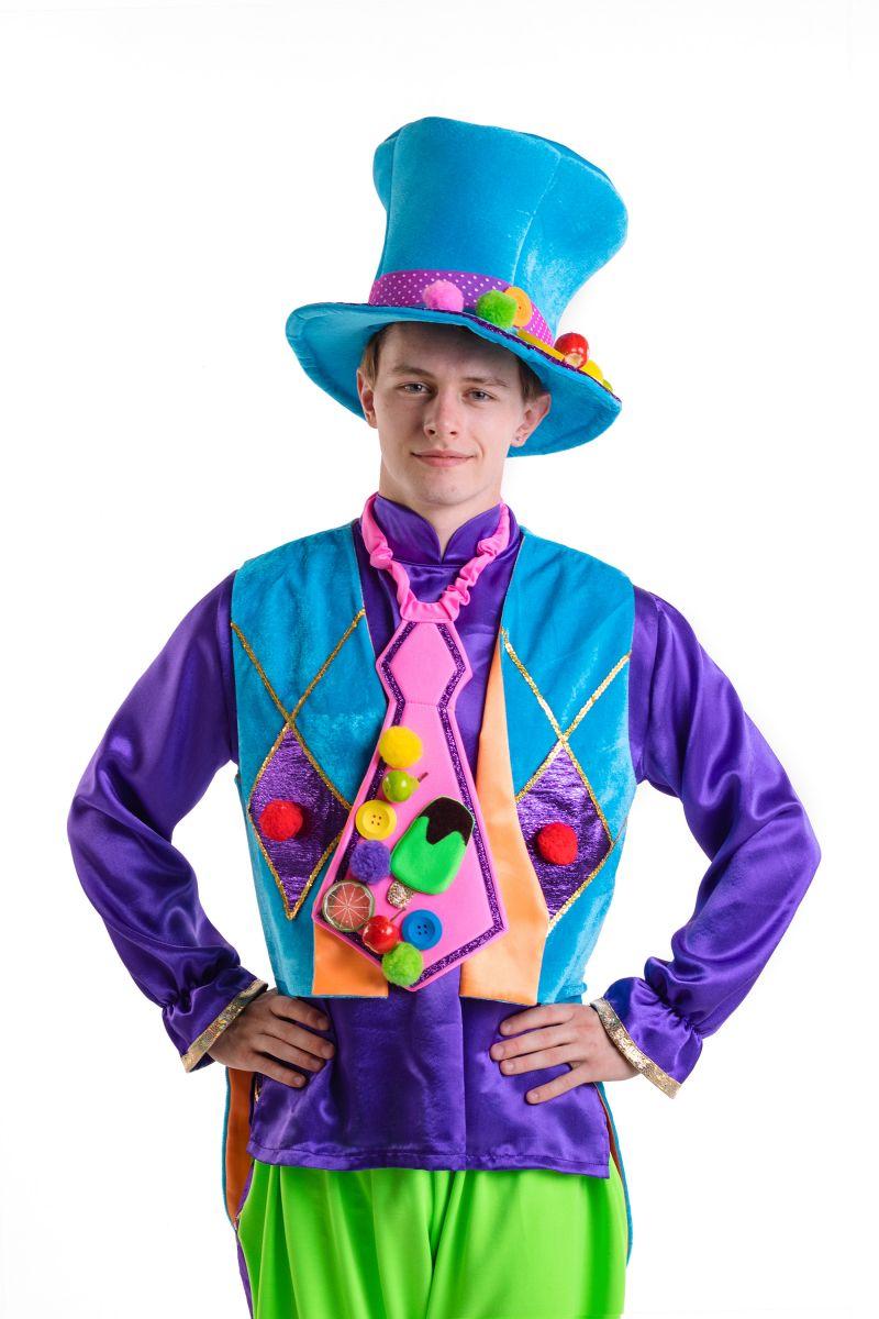 Масочка - Мальчик «Сладкая парочка» карнавальный костюм для взрослых / фото №2804