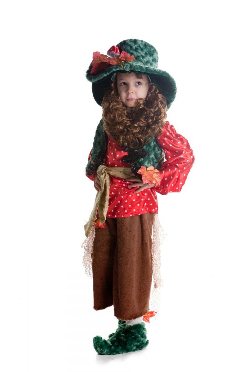 «Леший» карнавальный костюм для мальчика - Масочка - photo#42