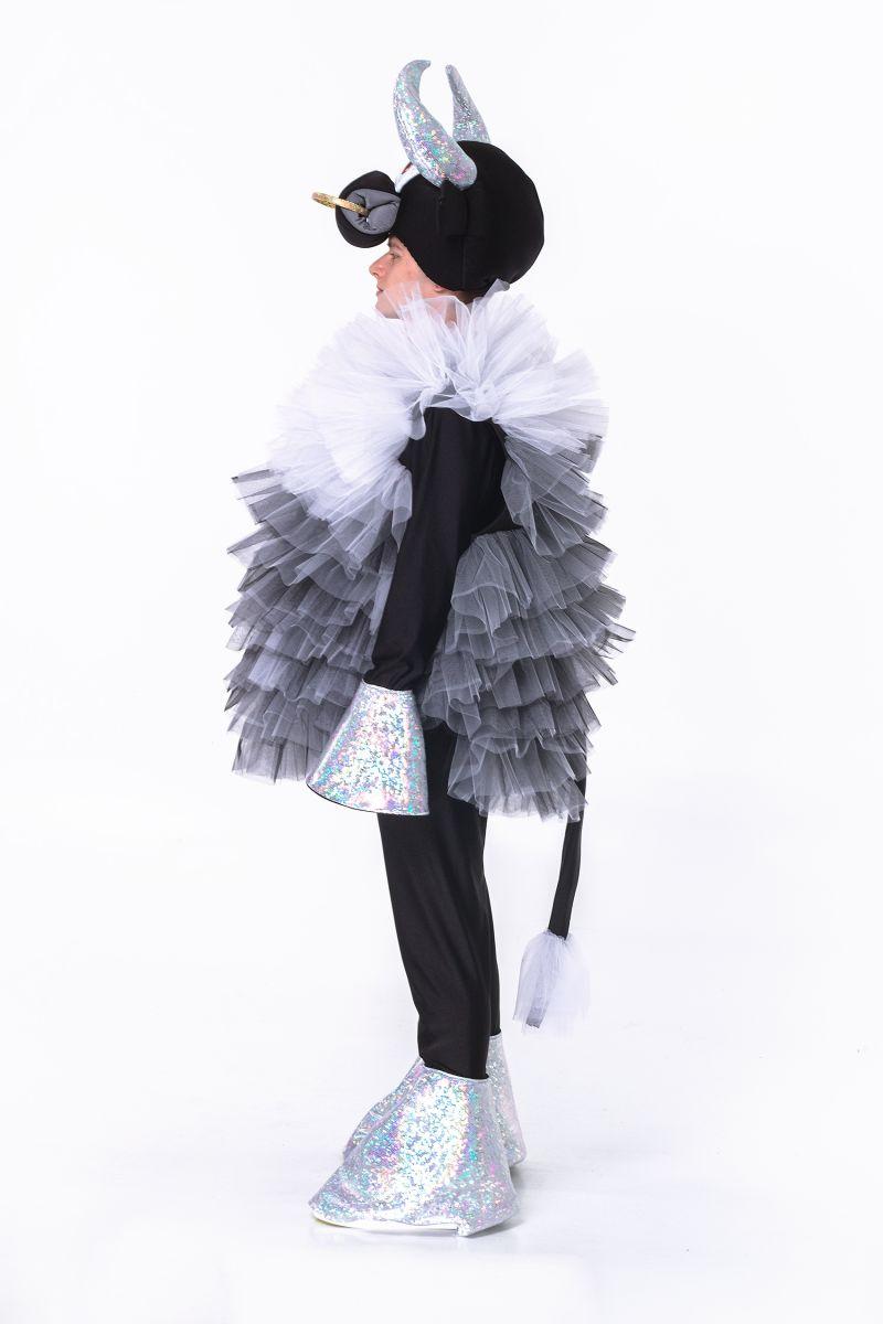 Масочка - Бычок «Серебряное копытце » карнавальный костюм для аниматоров / фото №2839