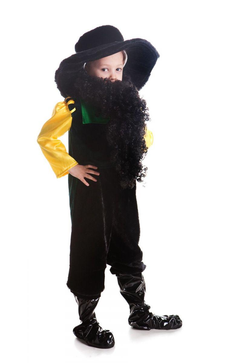 «Карабас-Барабас» карнавальный костюм для мальчика