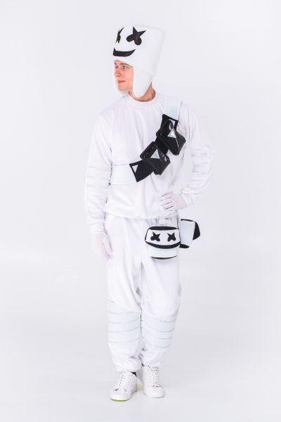 Маршмеллоу «DJ Marshmello» карнавальный костюм для аниматоров