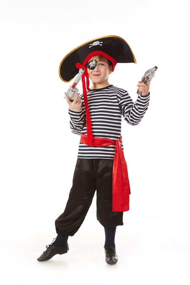 Масочка - «Пиратик» карнавальный костюм для мальчика / фото №286
