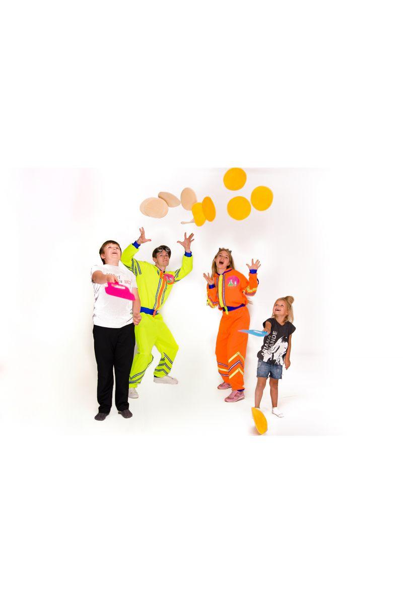 Масочка - Игровой набор «Блинчики» карнавальный реквизит для аниматоров / фото №2861