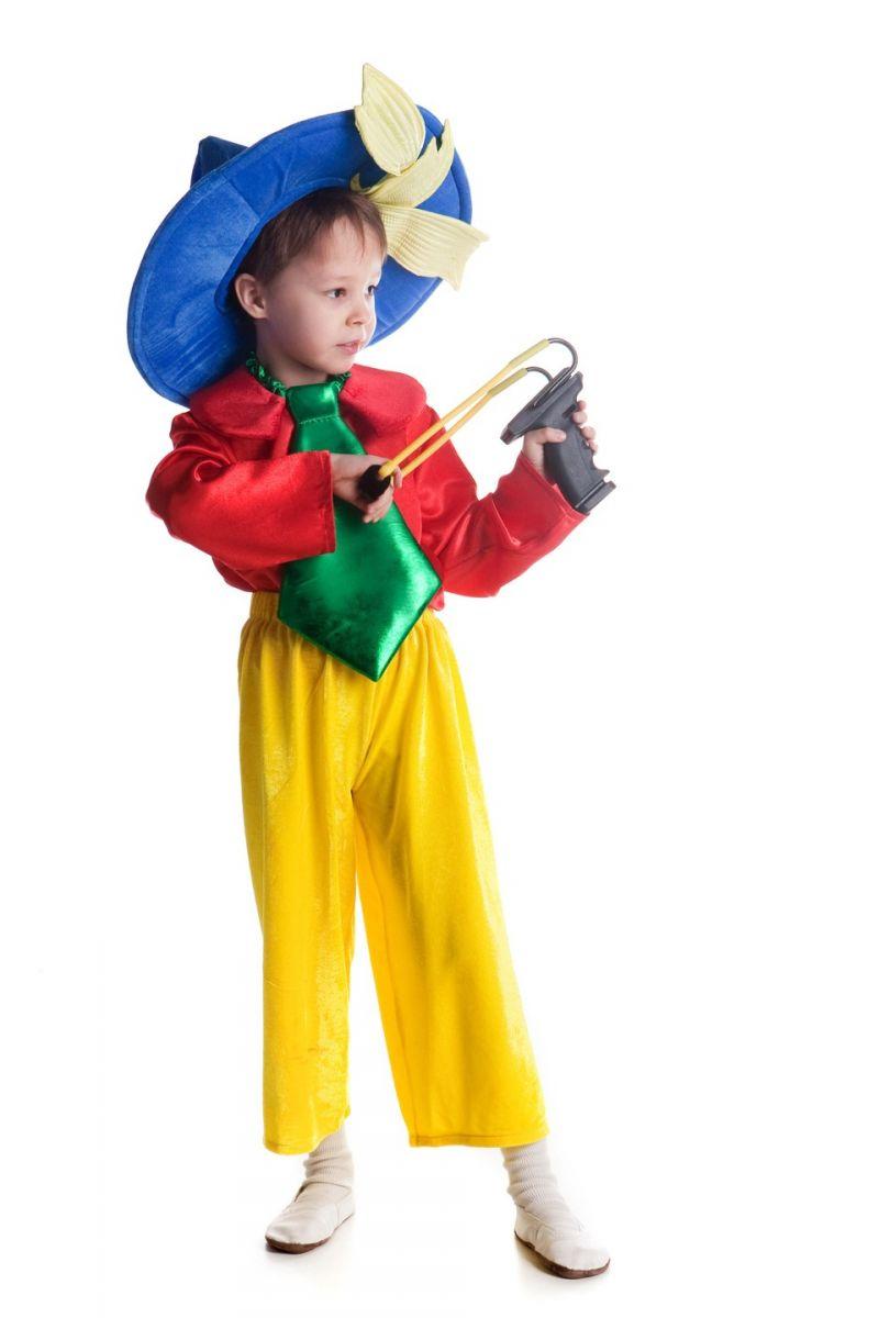 «Незнайка» карнавальный костюм для мальчика
