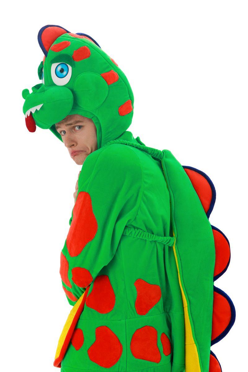 Масочка - «Динозаврик Тоша» карнавальный костюм для аниматоров / фото №2895