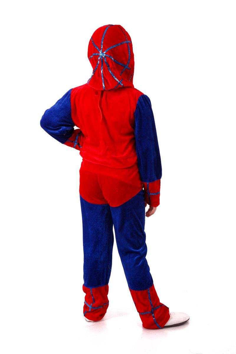 Масочка - «Человек-Паук» карнавальный костюм для мальчика / фото №2977