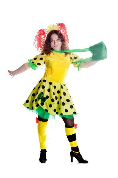 «Нехочуха» карнавальный костюм для взрослых