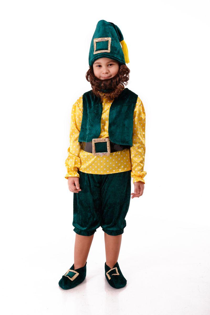 Гномик «Зеленый»
