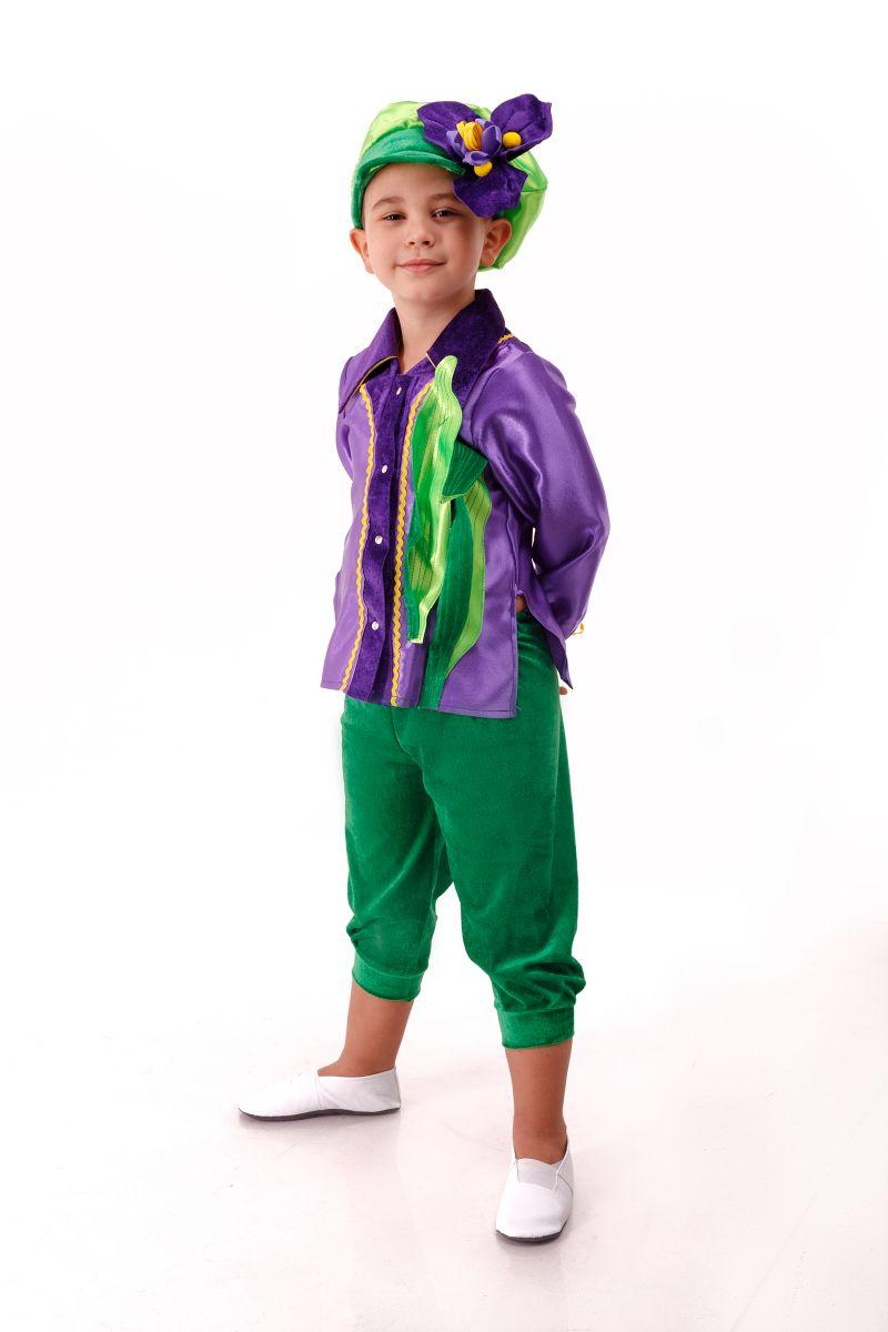 Масочка - «Ирис» карнавальный костюм для мальчиков / фото №2992